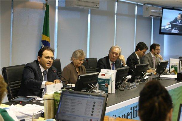 CNJ mantém férias dos advogados até decisão final (Foto: Eugenio Novaes - CFOAB)